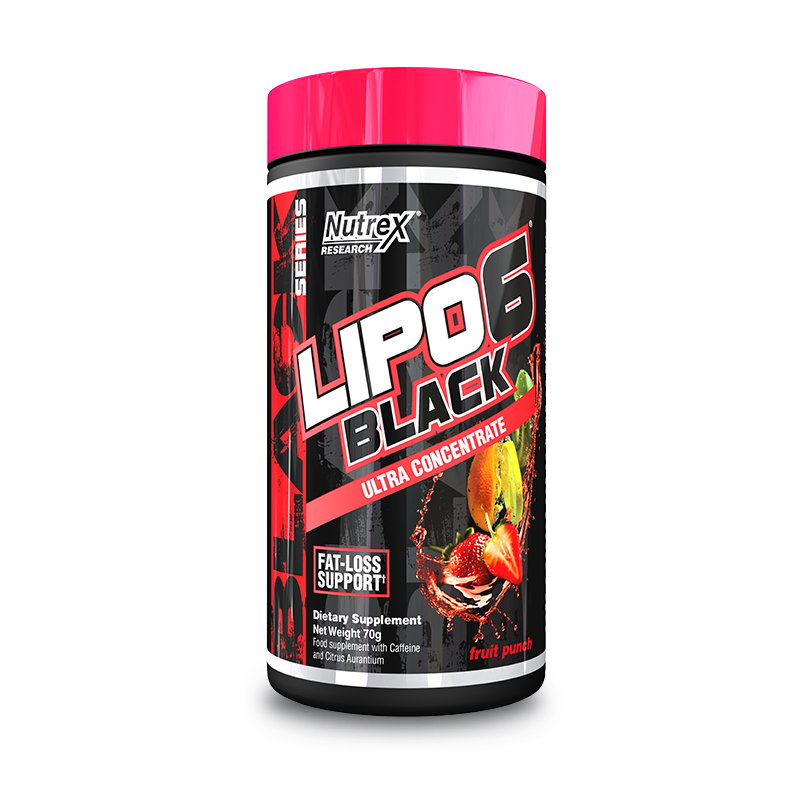 Lipo 6 Black Powder